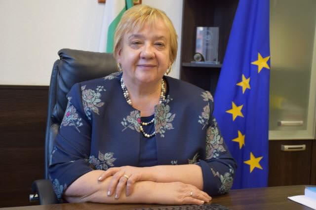 Поздравителен адрес от Ректора на университета проф. Велизара Пенчева