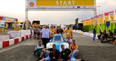 Силно представяне на Русенския университет в състезание за енергийно ефективни автомобили