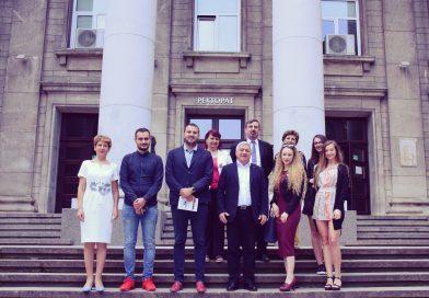 НПСС посети Русенския университет